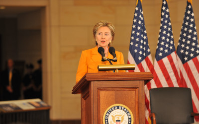Hillary Clinton Sojourner Truth Unveiling