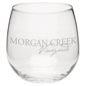 Stemless wine glass printing, promo wine glasses washington dc