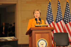 Hillary Clinton Sojourner Truth Unveiling, Public Relations Company Washington DC, TCA Public Relations, Ivy Pendleton