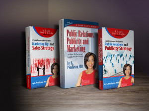 Good Girls's Guide to Public Relations, Publicity and Marketing Book, Ivy Pendleton Publicist