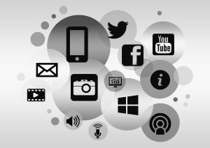 digital content, social media, content marketing